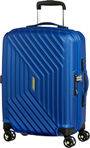 American Tourister Air Force 1 Spinner (4 wheels) S Insignia Blue