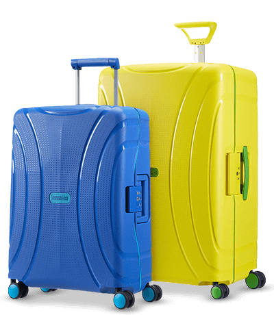 American Tourister Lock'n'Roll Spinner