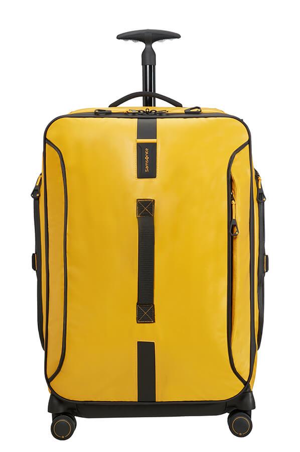 92ecf918bab05 Samsonite Paradiver Light Torba podróżna na kółkach 67cm Żółty ...