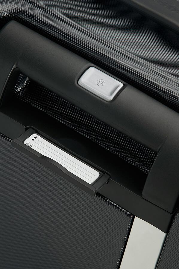 86710c4732a76 Samsonite Orfeo Walizka na 4 kołach 55cm Ink Black | Rolling Luggage